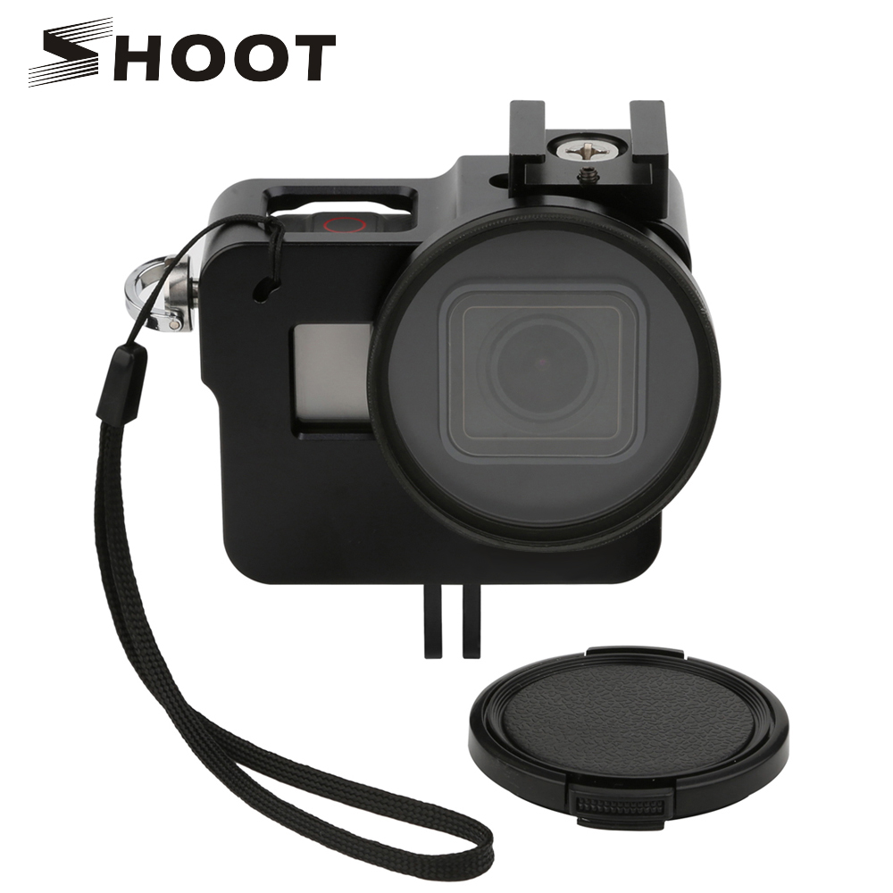 SHOOT เคสอลูมิเนียมอัลลอยด์ - กล้องและภาพถ่าย