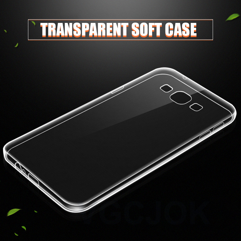 Ultra Thin Soft Transparent Case on the For Samsung Galaxy J3 J5 J7 A3 A5 A7 2016 2017 Clear Cases A6 A8 Plus 2018 Silicone Case