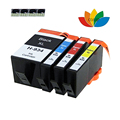 1 Set For Compatible HP 934 935 Ink Cartridge With Chip 934XL 935XL for HP OfficeJet Pro 6230 6830 6820 Printer