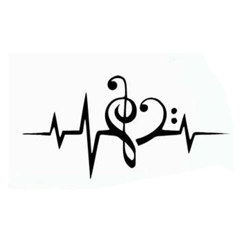 Sticker notation - Music Heartbeat Reviews Online Shopping Music Heartbeat