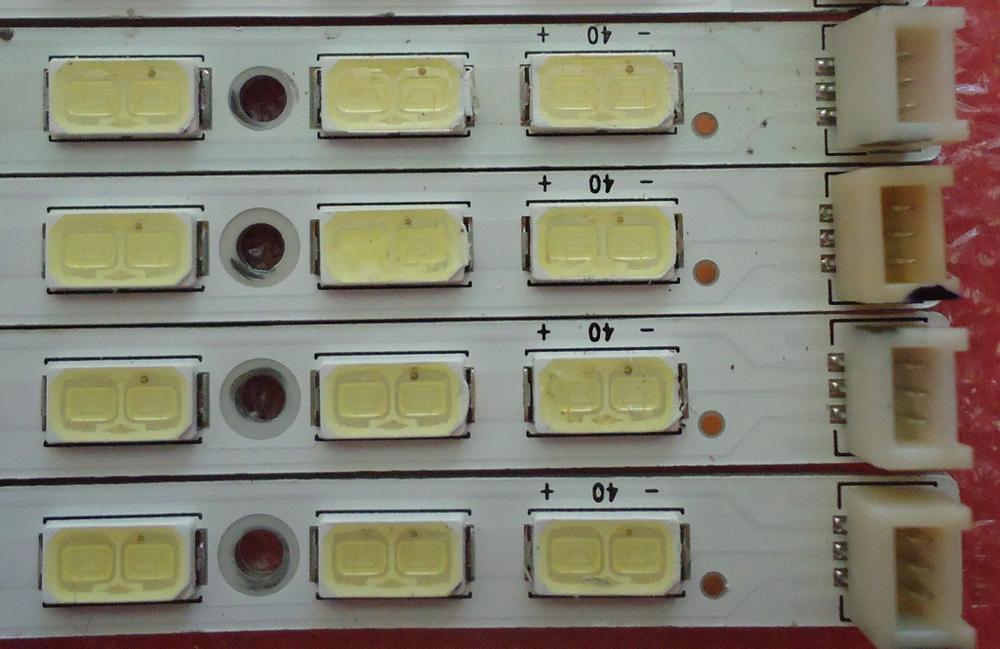 0-Светодиодная лампа 6030PKG 40EA 73.54t04003-2-SX1 экран T546HB01 1 шт. = 40LED 353 мм смотреть на Алиэкспресс Иркутск в рублях