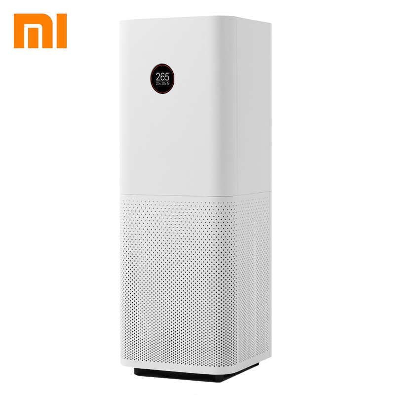 DHL for Xiaomi Mijia Air Purifier 2S Smoke Dust Peculiar Smell Cleaner OLED Display Smartphone Mi Home APP Control xiaomi mi smart air purifier 2nd gen hepa home air cleaner app control