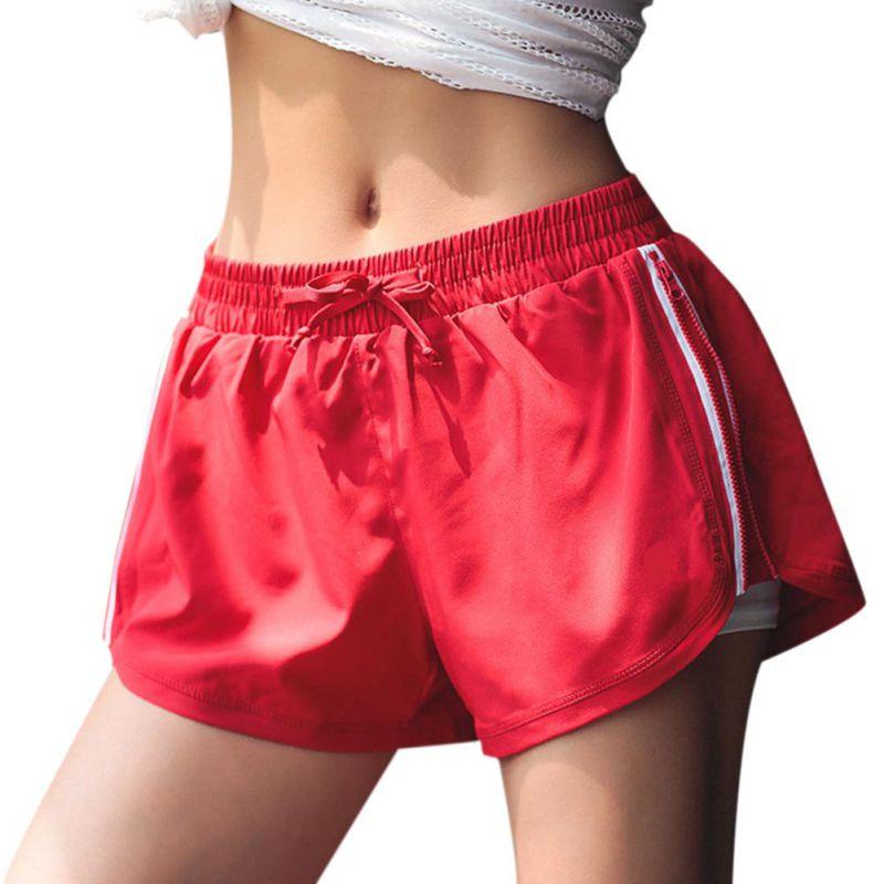 EFINNY Fashion Summer Shorts Women New Casual Loose Short Striped Clothing