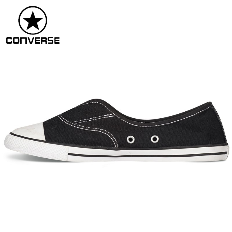 Prix pour Original Nouvelle Arrivée Converse Chuck Taylor All Star Cove Femmes de Planche À Roulettes Chaussures Toile Sneakers