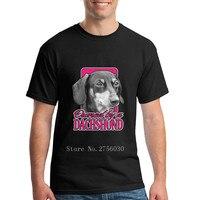 Jamnik Pies t shirty Harajuku Męskie koszulki dwadzieścia jeden pilotów viking Niestandardowe Koszulki Bawełniane Print Screen TV Koszule Rozmiar XXL