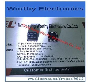 Free shipping    10pcs/lot       PLCC-20    GAL16V8D-3LJ