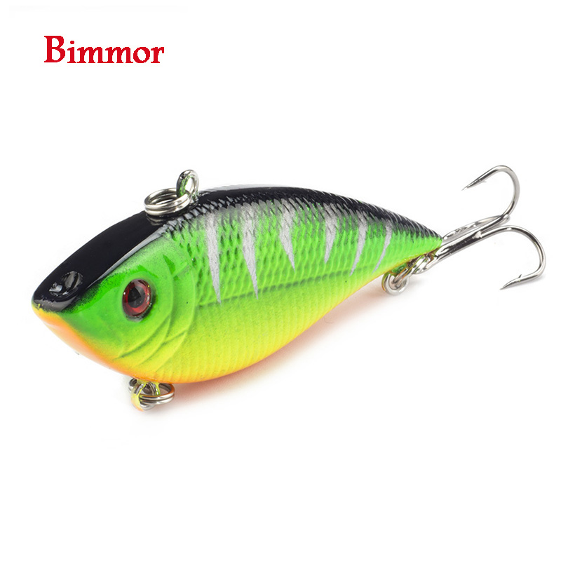 5 Colors Available VIB Fishing Lure 7CM 10.5G Pesca Fishing Wobbler Crankbait Artificial Japan Hard Bait Tackle Swimbait