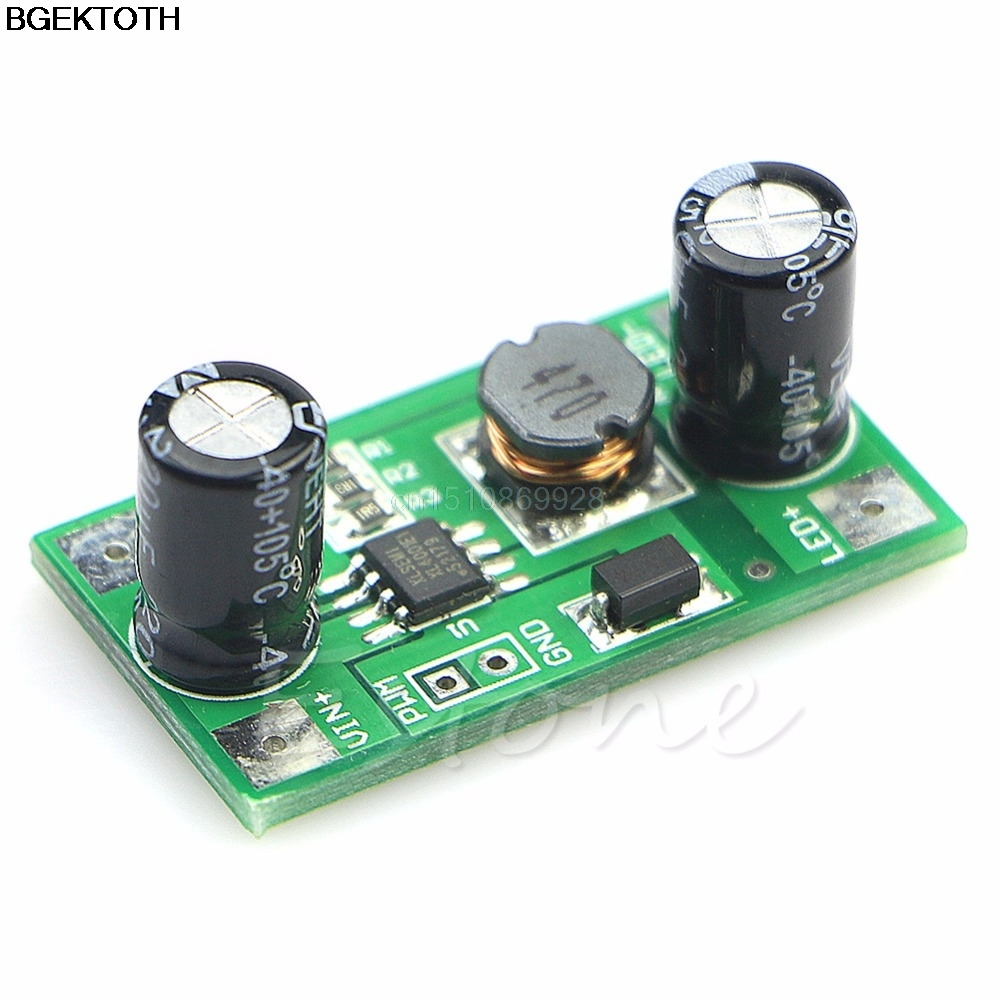 5 35v Led Driver 350ma Pwm Light Dimmer Dc Step Down Constant Dimming Wiring Diagram Capacitor Back To Sams Schematic Collection Table Of Contents Bug Zapper 1 You Know The Type A Purplish With An Occasional Or Zap