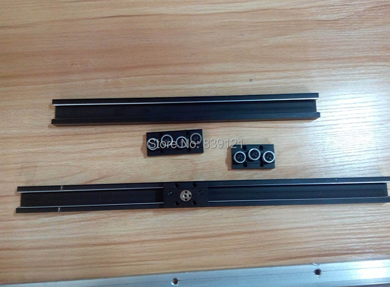 SVGB10UU-4 double axis guide manufacturers spot supply, high speed rail tracks 500mm, furniture spot supply tm150sa 6