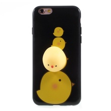 3D Chicken Squishy Case for iPhone