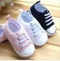 Longitud 11 12 13 cm Encantadora AL POR MENOR primeros caminante Del Bebé zapatos Infantiles Del Prewalker zapatos de algodón