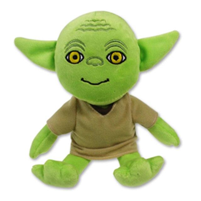 Star Wars Yoda Plush Toy 23cm Star Wars Model Cute Mini Yoda Stuffed