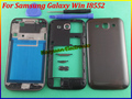 White/Black Original New Complete Full Housing Front Housing Middle Cover Back Door Replacement For Samsung Galaxy Win I8552