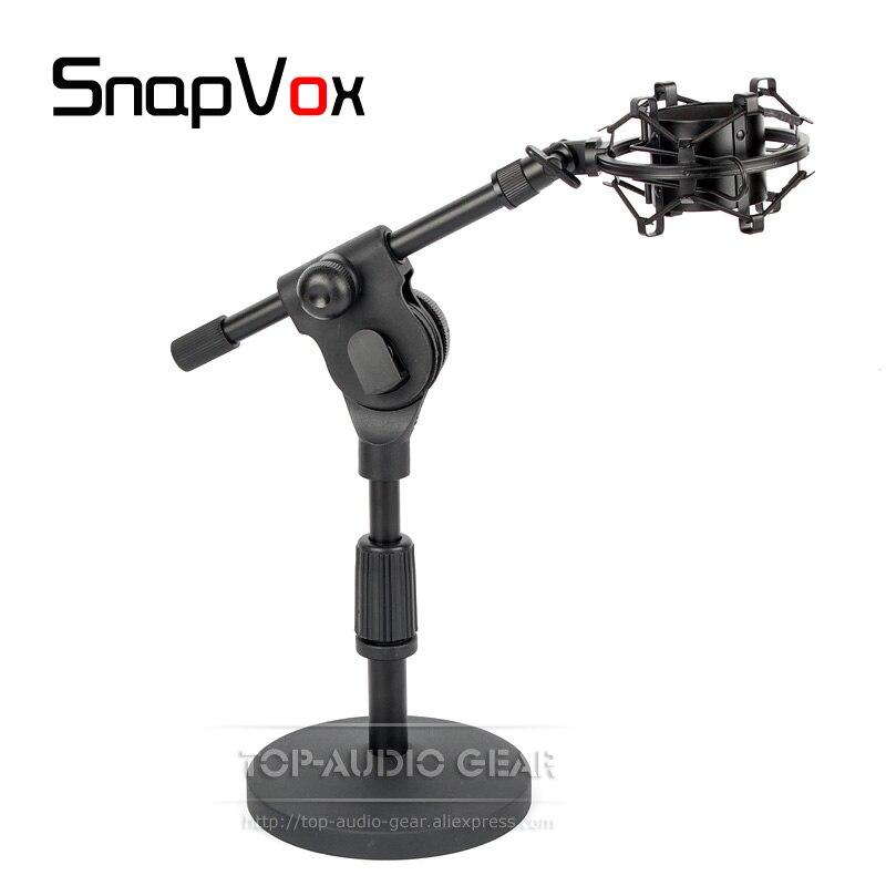 Audio Technica Desktop Microphone Stand
