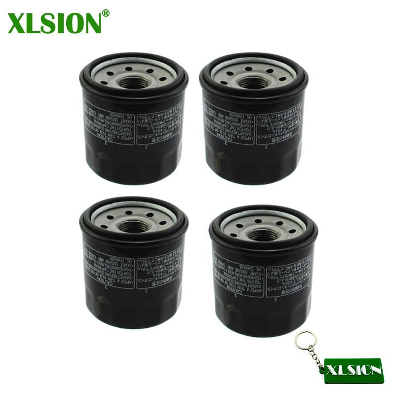 Xlsion Olie Filter Cleaner Voor Bobcat 6671057 Honda 15400-pfb-014 15400-plm-a02 15410-mfj-d01 Jlg 7017980 John Deere M806418