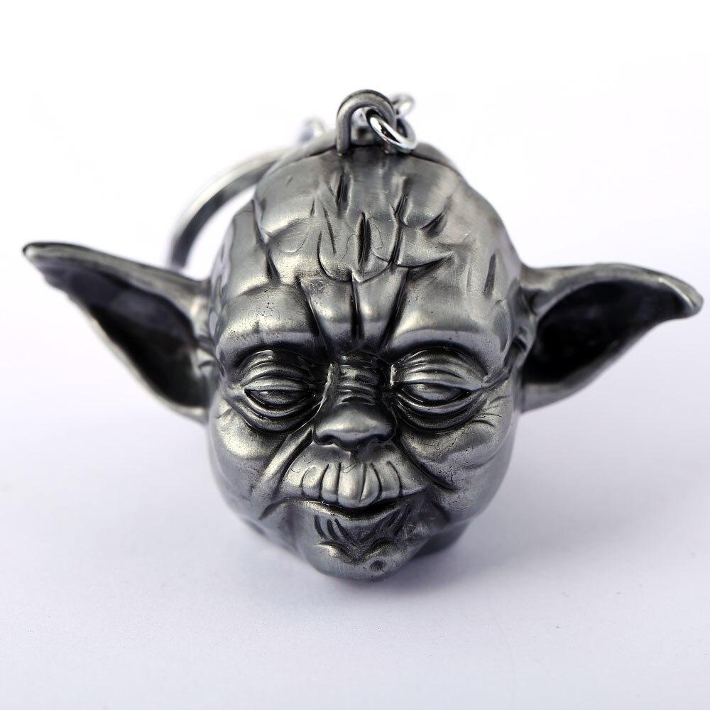 Star Wars Key Chain Maitre Yoda Porte Cles Pour Cadeau Chaveiro