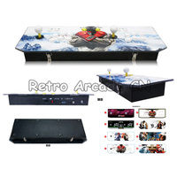 2 players Pandora 5s 999 in 1 home jamma Arcade plastic console with joysticks and buttons HDMI VGA USB output video to TV