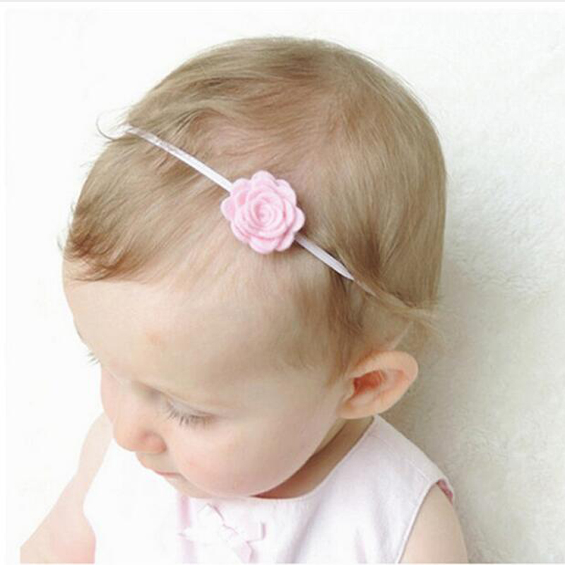 1pcs 21color baby kids mini Non woven fabric Rose flower headbands Hair Flowers hair accessory photography props 50pcs lot 4 1 17colors shabby lace mesh chiffon flower for kids girls hair accessories artificial fabric flowers for headbands