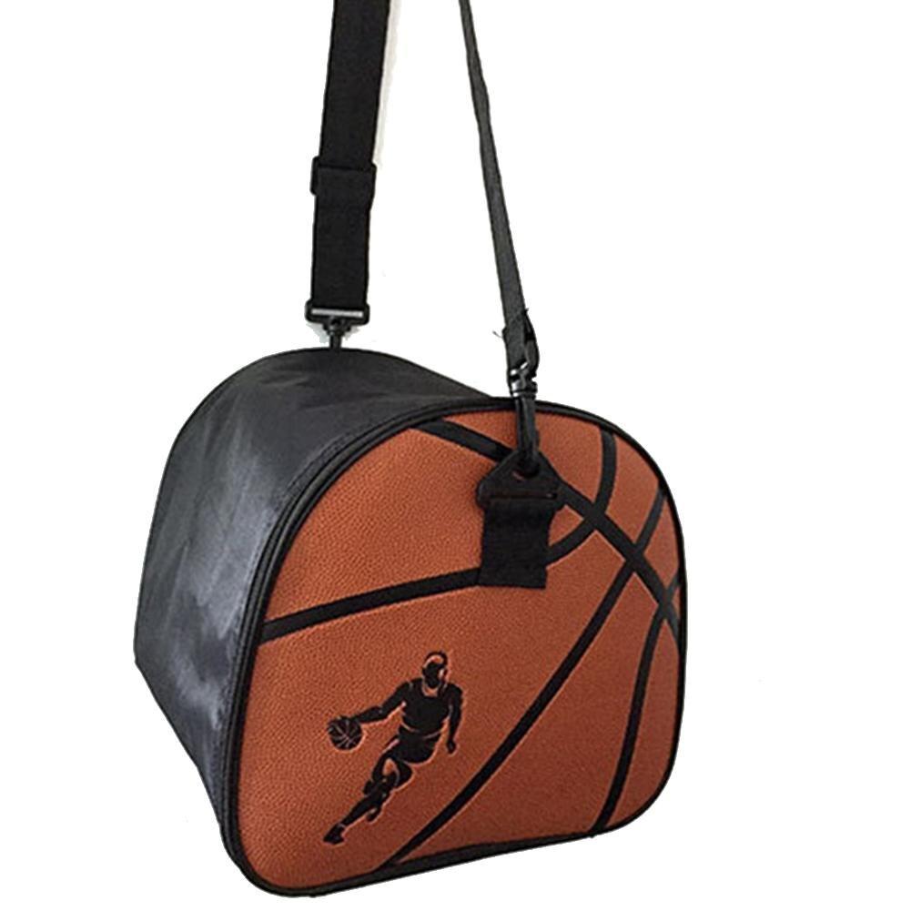 High-quality Round Shape Ball Bag Basketball Football Volleyball Backpack Adjustable Shoulder Strap Knapsacks Storage Bags