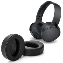 цена на Replacement Foam Ear Pads Cushions for SONY MDR-XB950BT XB950B1 Headphones High Quality Earpads 12.26