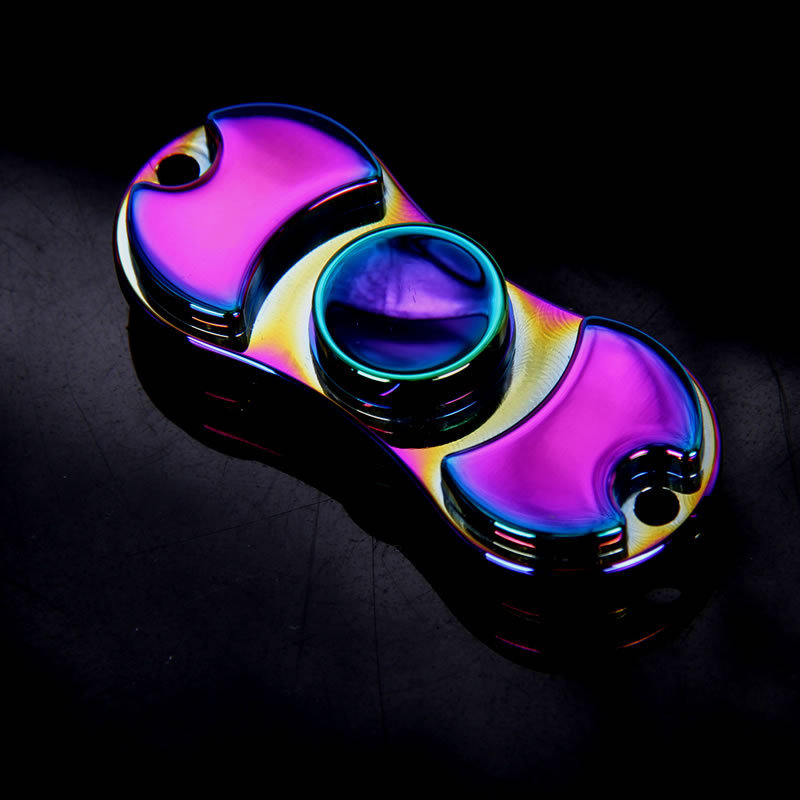 Rotation Time Long Fidget Spinner Funny Toys Metal EDC Fidget Spinners Hand Spinner For Kids Adults