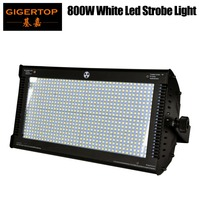 Gigertop TP S800 800x1 watt OS ram Weiß Farbe LED Projektor Strobe Licht Für DJ Club Disco KTV bühne Party DMX 5 Kanal CE ROHS-in Bühnen-Lichteffekt aus Licht & Beleuchtung bei