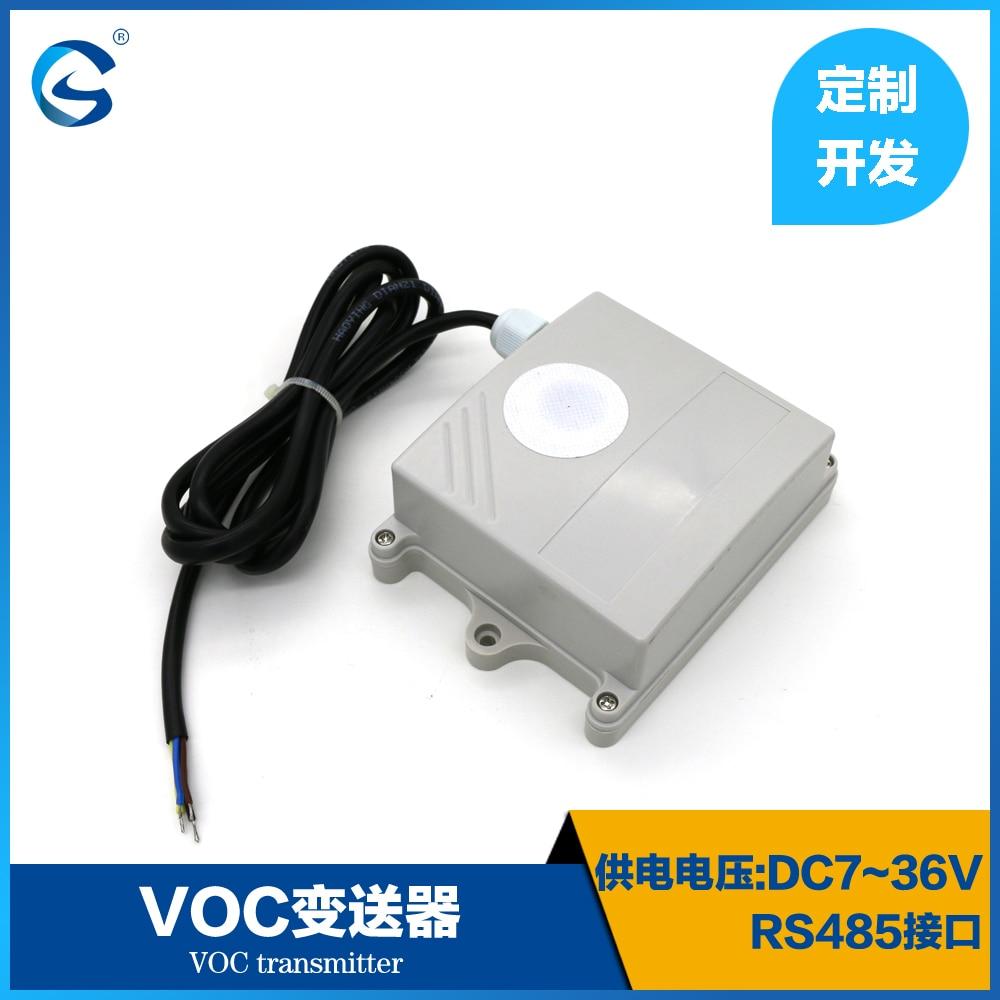 Ammonia gas detection VOC detection transmitter sensor 485 output logo detection