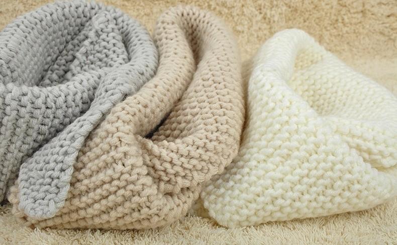 100g/pcs Natural Soft Silk Milk Cotton Yarn Thick Yarn For Knitting Lover Scarves Knitting Wool crochet yarn weave thread 5