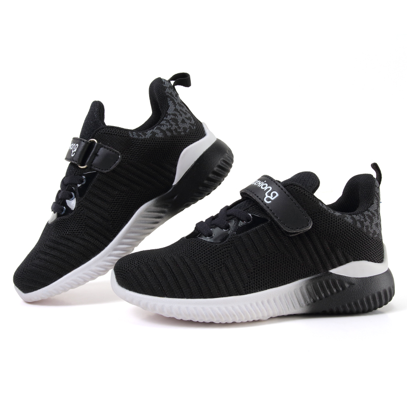 Fly Knit Kids Shoes Spring Shoes for Boys & Girls Breathable Children Sneakers Fashion Sport girls Shoes Eur size 31-40  children s shoes girls boys casual sports shoes anti slip breathable kids sneakers spring fashion baby tide children shoes