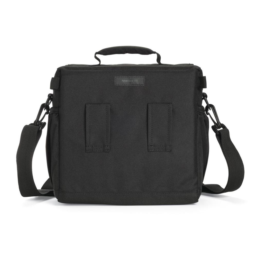 Image 4 - Hot Sale Genuine Lowepro Adventura 170 (Black) Single Shoulder Bag Camera Bag Camera Bag To Take Cover-in Camera/Video Bags from Consumer Electronics