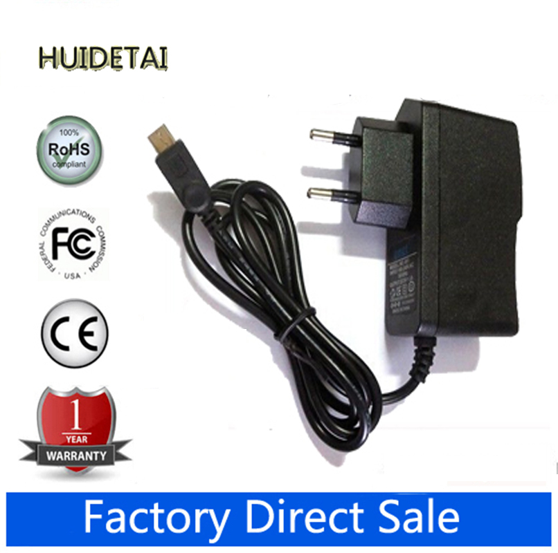 2A AC//DC Wall Power Charger Adapter For iRulu AX105 AX709 AX710 Android Tablet
