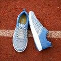Новое поступление смешанные цвета спортивная обувь человек 4 цвета весна дышащие повседневная обувь для мужчин высокое качество воздушные обувь мужская тренеры
