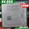 AMD Phenom II X4 955 CPU Processador Quad-Core (3.2 Ghz/6 M/125 W) soquete AM3 AM2 + 938 pin (trabalhando 100% Frete Grátis) vender 965