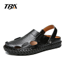 2017 TBA Men's jogging breathable beach shoes light convenience sandals outdoor anti-skid Seaside holiday walking shoes TBA1717