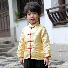 Китайское платье; Детское пальто «Тан»; Одежда для маленьких