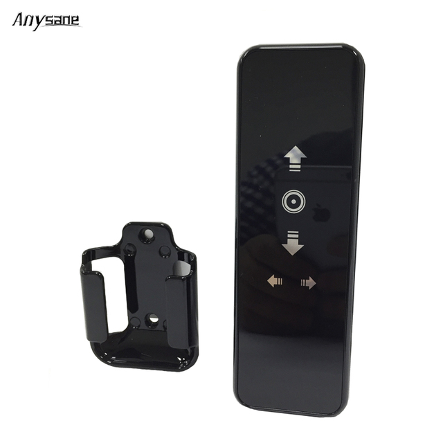 Anysane newest 1CH 2CH 6CH curtain door blinds smart remote controller 433.92MHz wireless rf touch remote control black white