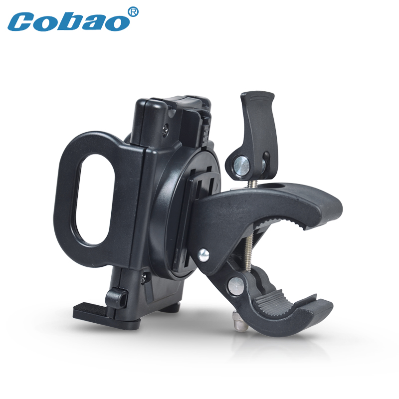 Cobao universal bicycle phone holder 360 rotating scooter