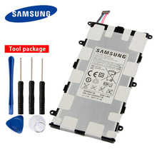 цена на Original Samsung SP4960C3B Battery For Samsung GALAXY Tab 7.0 Plus P6210 P6200 P3110 P3100 4000mAh