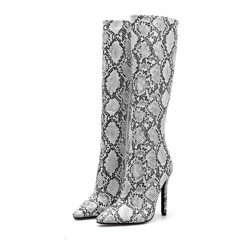 2019 chaussures femme shoes woman zapatos de mujer women zapatillas high heels snake print botas moda chaussures femme boots2019 chaussures femme shoes woman zapatos de mujer women zapatillas high heels snake print botas moda chaussures femme boots