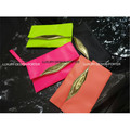 Neon Color large Envelope Bag Handbag IT Shoulder bag Message Chain Wristlet bag