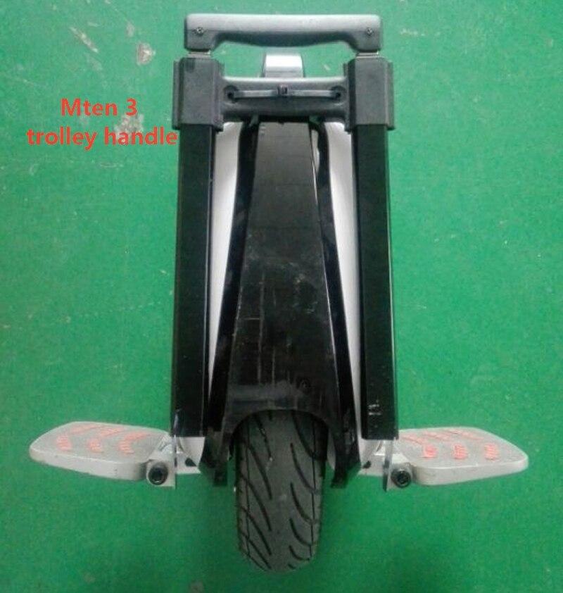 Gotway 10 polegada mten3 trolley lidar com peça de reposição scooter elétrico assessory|Acessórios para bicicleta elétrica| |  -