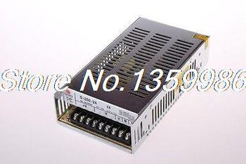 NEW AC100-240V to 24V DC 10A 250W Regulated Switching Power Supply