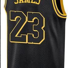 7dcd68381 2019 New 23 LeBron James jersey 0 Kyle Kuzma 2 Lonzo Ball 14 Brandon Ingram  24 Kobe Bryant JERSEYS