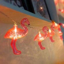 Vogel Batterie Lichterketten LED Innen Wohnzimmer Weihnachten Hochzeit Dekoration Luces Fhrte Decorac