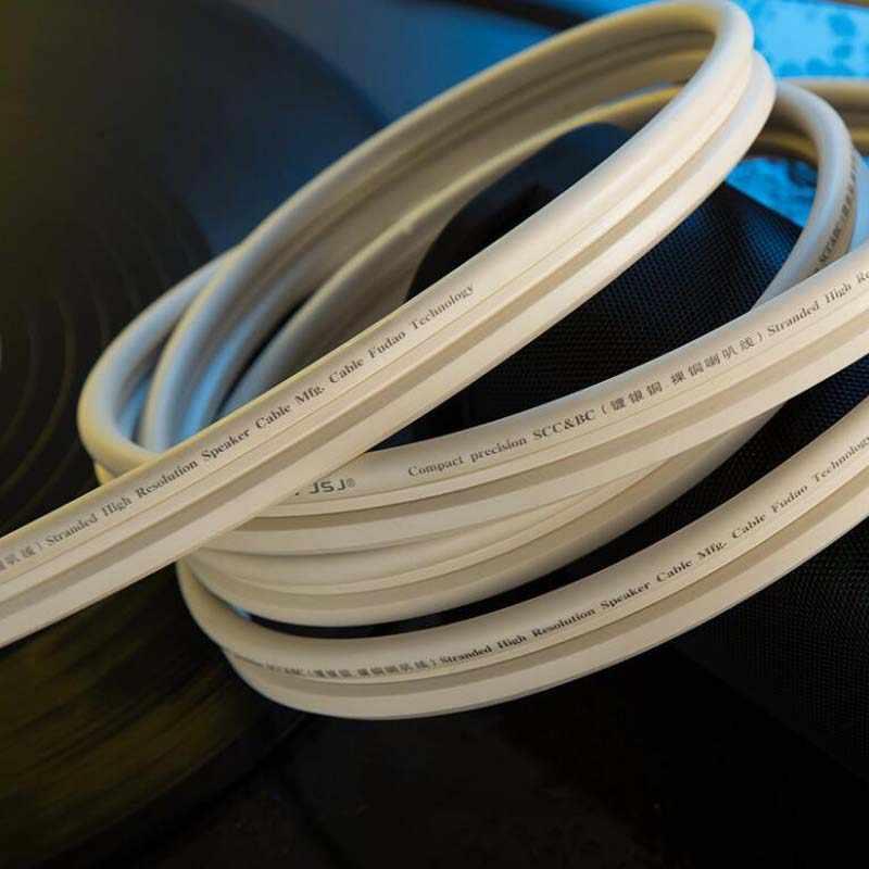 Awesome Detail Feedback Questions About Jsj Hifi Silver Clad Copper Lound Wiring Database Denligelartorg