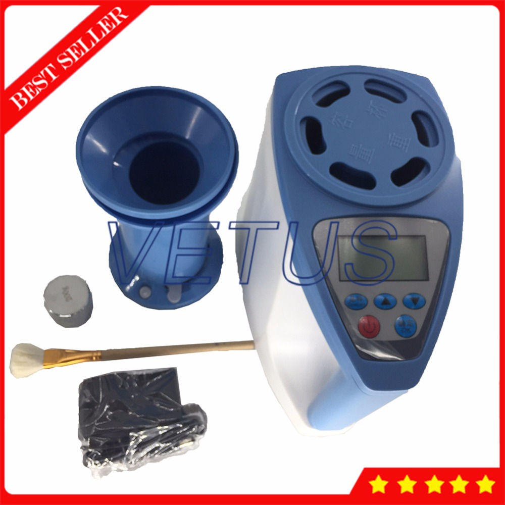 Grain Moisture Meter LDS-1G Computer Rice Wheat Maize Moisture Testing Machine Tester Detector Analyzer with 220V