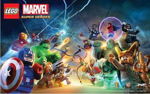 Envio Gratis Wallpaper 2015 Nuevo Lego Juegos Peliculas Comics
