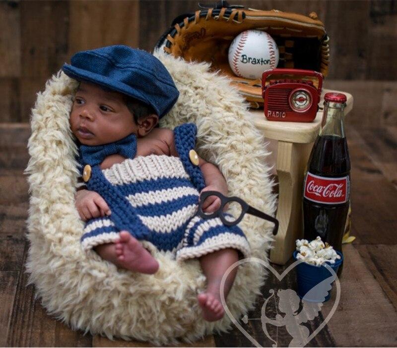 Ретро радио телефон аксессуары реквизит украшения и творческие задания фотографии новорожденного фотографии реквизит