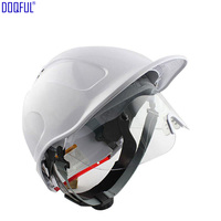 High Quality ABS Work Safety Crash Helmet Goggles Construction Site Head Eyes Protective Cap Glasses Outdoor Casco De Seguridad