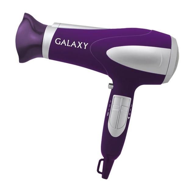 Фен Galaxy GL 4324 (Мощность 2200 Вт, 3 скорости потока, 2 режима температуры)